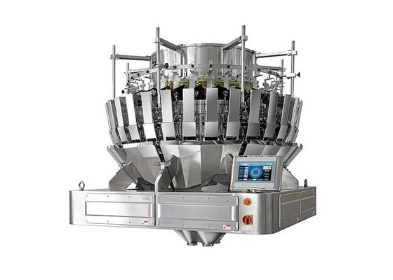32 Head Stainless Steel Blended Products Multihead Weigher