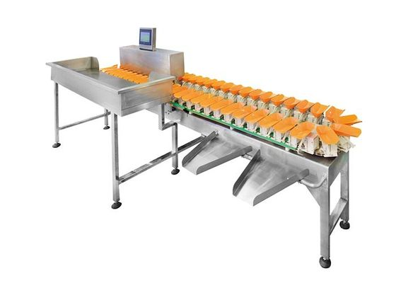 Grading Circular Rotary Conveyor Belt Weight Sorting Machine